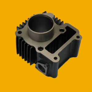 Cylinder Block Motorcycle Cylinder for Jy100 Motorcycle Parts Cylinder pictures & photos