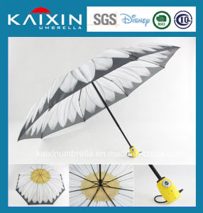 23 Inches Auto Open and Close Folding Umbrella