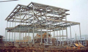Prefab Steel Frame House Price pictures & photos