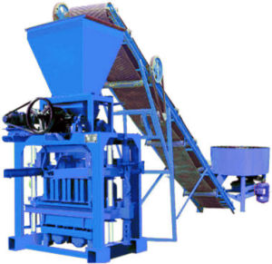 Qtj4-40A Fly Ash Brick Making Machine pictures & photos