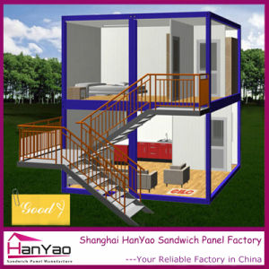Good Design Prefab Modular Home and Container House pictures & photos
