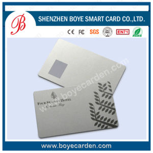 13.56MHz Invitation RFID Card for Hotel Card Key System pictures & photos