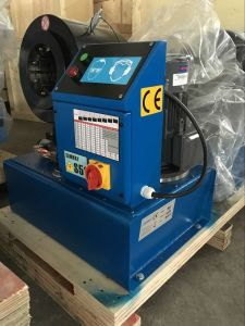 Manufacturer 1 1/4 Inch Hose Crimping Machine Yqa80