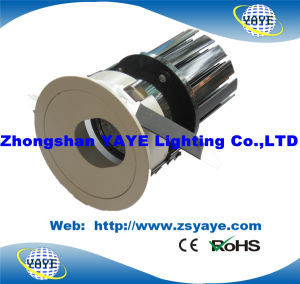 Yaye 12W Recessed LED Ceiling Lights / COB LED Downlight 1440lm with Warranty 3 Years pictures & photos