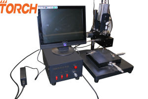 Desktop SMT Visual Chip Mounter Tp38V (TORCH) pictures & photos