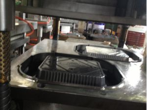 Airline Aluminium Foil Container Making Machine pictures & photos