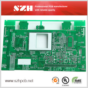 6 Layer 1.6mm Electronic Circuit PCB pictures & photos