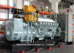1650kVA 1320kw Standby Power Japan Mitsubishi Diesel Generator pictures & photos