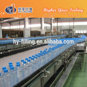 Filled Bottle Conveyor Hy Filling pictures & photos