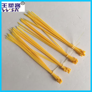 Ce Approved PA66 Nylon Cable Ties