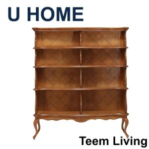 Classic Home Furniture Wooden Bookcase Book Cabinet pictures & photos