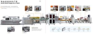 Automatic Master Carton Filling/Packing Line pictures & photos