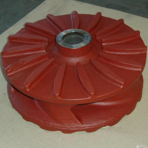 6/4 D (E) -Ah Slurry Pump Impeller (E4147) pictures & photos