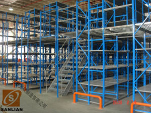 Multi Layer Shelf Style Selective Warehouse Mezzanine Rack pictures & photos