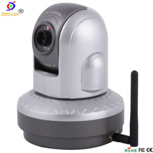 H. 264 420tvl 1/3 Sony CCD WiFi PTZ IP Camera (IP-106HW) pictures & photos