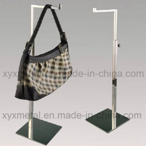 Stainless Steel Handbag Bag Hanging Rack Table Holder Display Stand pictures & photos