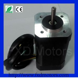 42mm NEMA17 Brushless DC Motor with ISO9001 Certification pictures & photos