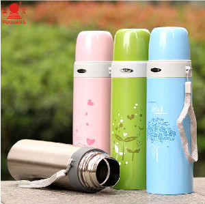 Fuguang Bj002-500 500ml Custom Double Stainless Steel Vacuum Flask Thermos pictures & photos