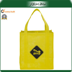 Logo Printed Supermarket Non Woven Grocery Shopping Bag pictures & photos