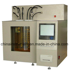 Automatic Kinematic Viscosity Tester for Petroleum Oil pictures & photos