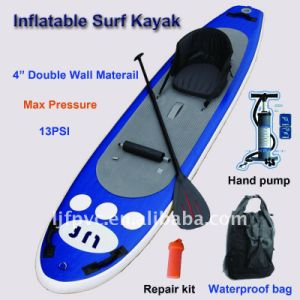 Sup Inflatable Surf Kayak with Anti Skid pictures & photos