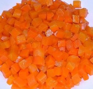 Best Quality Canned Diced Carrot From China pictures & photos