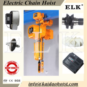 2ton Electric Hoist for Workshop pictures & photos