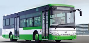 Ankai 32+1 Seats City Bus (Monocoque City Bus Series) (HFF6114GK50) pictures & photos