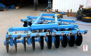 Farm Tools 3 Point Mounted Medium Disc Harrow pictures & photos