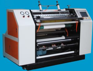 Sym-900 Automatic Fax Paper/ATM Paper Slitting Rewinding Machine pictures & photos