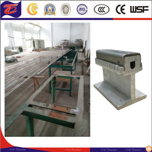 Heat Ristance Bare Aluminum and Steel Conductor Rail System pictures & photos