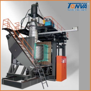 Tva-1000L-II Two Layers Single Station Blow Moulding Machine pictures & photos