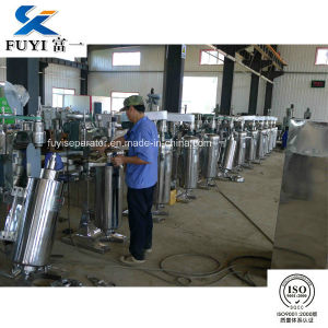 Virgin Coconut Oil Separator Machine (GF-105 tubular centrifuge)
