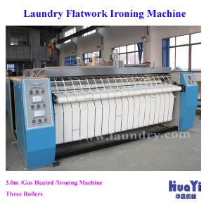 Industerial Commercial Laundry Ironing Machine pictures & photos