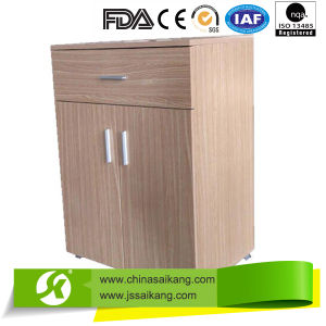 Paper Veneer Hospital Detachable Bedside Cabinet pictures & photos