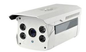 """1/3"""" 1000tvl CMOS 4PCS Array LEDs IR-Cut Security Waterproof Bullet CCTV Camera pictures & photos"""