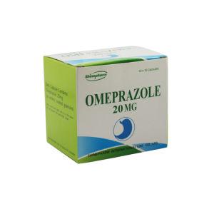 Omeprazole Capsule 20mg GMP Medicine pictures & photos