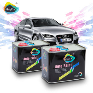 High Quality Car Paint Binder for Auto Refinish pictures & photos
