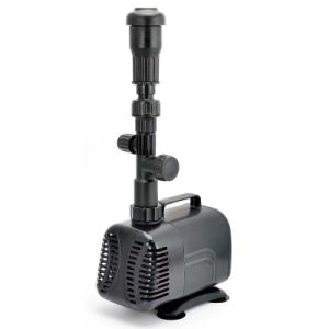 1453 Gph Submersible Fountain Pump with Nozzles