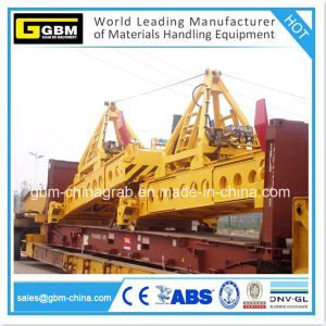 Rotating Hydraulic Telescopic Spreader for Container 20FT/40FT pictures & photos