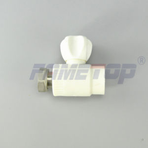 PPR Thermostatic Radiator Ball Valve pictures & photos