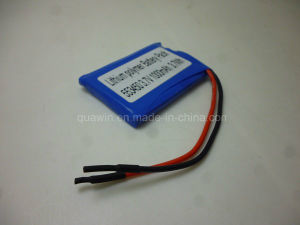 553450 Cell 3.7V 1000mAh Lithium Polymer Battery Pack pictures & photos