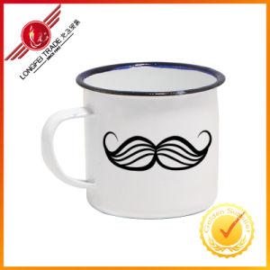 Good Price 8cm Customized Enamel Mugs pictures & photos