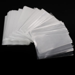 Clear PE Bags for Candy Food Snack Cookies Wedding Party Gift Packaging