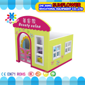 Supermarket House/Wooden Kids Playhouse /Children Play House (XYH12140-3) pictures & photos