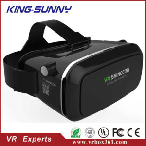 2016 Newest Comfortable Vr Glasses Vr Headset Virtual Reality Glasses 3D Glasses Vr