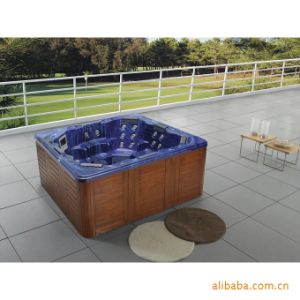 Monalisa Ocean Blue Style Luxury Acrylic Jacuzzi Whirlpools M-3340 pictures & photos