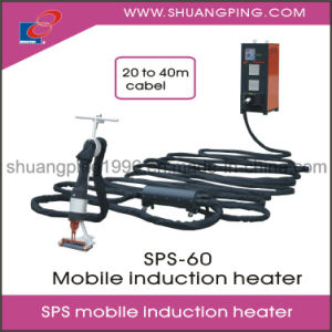 Sps Mobile Induction Heating Machine pictures & photos