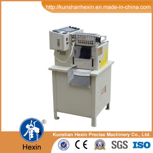 High Quality Automatic Strip Ribbon Cutting Machine pictures & photos