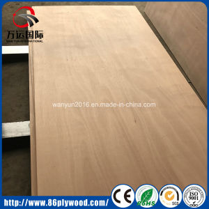 4X8 Okoume Faced Eucalyptus Plywood Sheet with 1220X2440mm pictures & photos